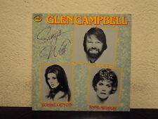GLEN CAMPBELL - Sings with Bobbie Gentry & Anne Murray