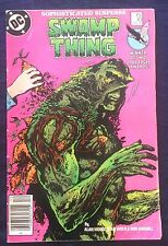 Swamp Thing #43 (DC, Dec. 1985) Alan Moore ~ 1st CHESTER WILLIAMS! ~ Newsstand