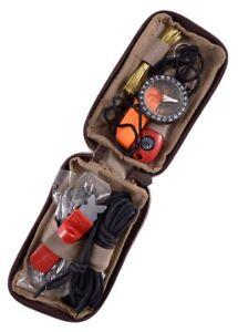 Mil-Tec Survival Kit A.M.F. Desert Überlebensset Survivalset Box Schachtel Kiste