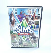 The Sims 3 Pets PC Game Complete 2011 Expansion Pack