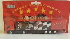 Michael Schumacher Collection - Camion Iveco Stralis Michael Schumacher (1/87)