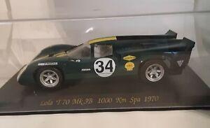 Fly C36 Lola T70 Mk3B, #34, Spa 1970, 1/32 Slot Car