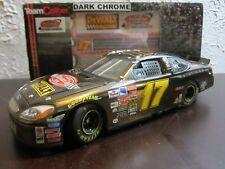 Matt Kenseth #17 DeWalt 2003 Cup Championship 1/24 Dark Chrome NASCAR Diecast