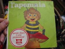 l'apemaia-disco promozione san carlo junior patatine-45 giri