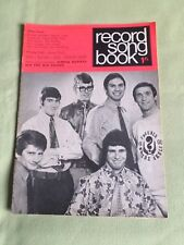RECORD SONG BOOK- MAGAZINE-1 APRIL 1968-SIMON DUPREE & THE BIG SOUND -DIANA RIGG