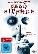 DEAD SILENCE dvd NUOVO originale  importazione  audio ITALIANO RARO