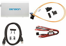 DENSION USB iPod Porsche Cayman cdr-23 cdr-24 pcm1 pcm2 BMW 7 Series Interface