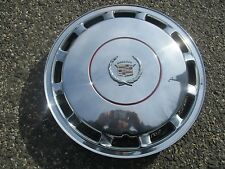 one 1989 to 1992 Cadillac Deville 15 inch hubcap wheel cover mint