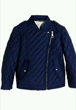 0932ed43a Burberry Children Girls' Long Sleeve Sleeve Outerwear (Sizes 4 & Up ...
