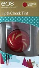 Eos Limited Edition Holiday Collection Lip Tint Balm Dazzling Ruby, 0.25 oz