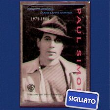 "PAUL SIMON ""NEGOTIATIONS AND LOVE SONGS 1971-1986 ""MUSICASSETTA SIGILLATA MC K7"