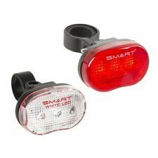 Smart LED Bike Cycle Light Set  Front & Rear.  Brand New Packaged