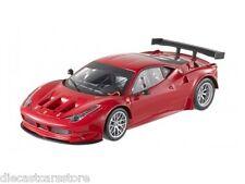 HOT WHEELS FERRARI 458 ITALIA GT2 LAUNCH VERSION 1/18 ROSSO CORSA RED BCJ77