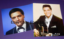 2x-Elvis Presley quality glossy 8x10 Photos~1960's studio portraits