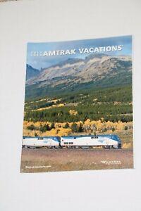 AMTRAK Vactions Planner 2013 - 2014