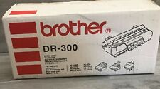 Brother DR-300 Drum Unit HL Series & MFC-P2000-New In Factory Sealed Package