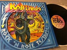 Karthago Rock 'n Roll Testament Vinyl LP German Bacillus Gimmick cover