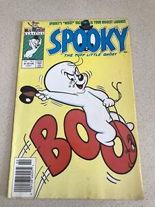 Spooky - The Tuff Little Ghost Comic #2 (February 1992) Harvey Classics Comics