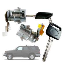 Door Lock Barrel Right & Left For Toyota Hilux RN85 YN85 LN106 RN110 1988-1997