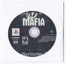 Mafia (Sony PlayStation 2, 2004)