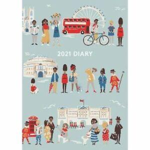 Cath Kidston 2021 A5 Diary London People