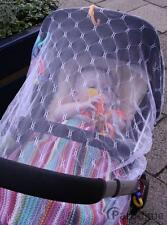 Baby Buggy Pram Protector Pushchair Fly Mesh Mosquito Net Midge Insect Bug