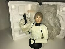 Gentle Giant Star Wars Luke Skywalker Stormtrooper Disguise Bust