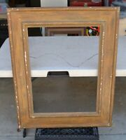 vintage   wood painting/ picture  frame