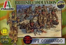 Italeri 1/72 British Commandos Figures 6064