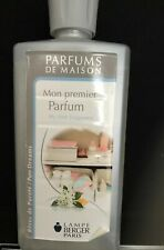Lampe Berger fragrances