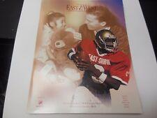 1996 NCAA FOOTBALL PROGRAM EAST WEST FOOTBALL SHRINE GAME STANFORD STADIUM