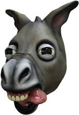 CARTOON DONKEY LATEX ANIMAL MASK