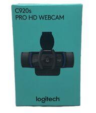 Logitech C920s Pro HD 1080p Webcam with Privacy Shutter Apple Mac 960-001251