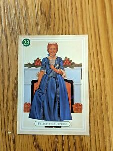 Trading Cards for Felicity - American Girl Pleasant Co