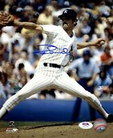 Ron Guidry autographed signed MLB New York Yankees 8x10 photo PSA COA