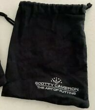 Scotty Cameron Drawstring Personals Bag