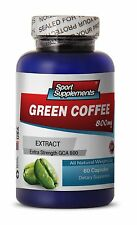 Super Green Coffee Cleanse - Green Coffee GCA® 800mg - Lose Weight Quick Pills 1