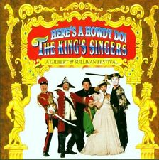 The King's Singers - Here's A Howdy Do! (A Gilbert & Sullivan Festival)