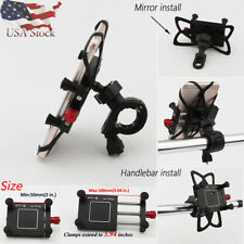 Motorcycle Cell Phone Holder Mount for Harley Davidson Street Glide FLHX Touring