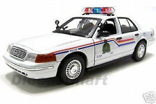 1:18 FORD CROWN VICTORIA ROYAL CANADA MOUNTED POLICE