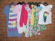 NEXT TU VERY MATALAN etc Girls Summer Bundle Dress Shorts Tops Age 9-10 140cm