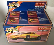 1985 #VINTAGE MATCHBOX HOT ROD RACERS FIREBIRD#NIB ULTRA RARE