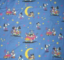 Disney Minnie Micky Maus Bettwäsche bedding Set Duvet Fabric Mickey Mouse 90s