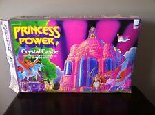 CRYSTAL CASTLE Vintage 1984 She-Ra Princess of Power PoP Motu -Not complete-