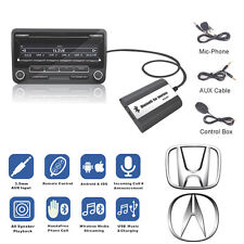 Car Stereo Bluetooth MP3 Player Wireless Music Receiver for 2003+ Honda Accord