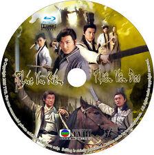 Phúc Vũ Kiếm Và Phiên Vân Đao 2006 - Phim Bo Hong Kong tvb (Blu-ray) - USLT