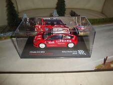Ixo - Citroen C4 WRC - Rallye de Monte Carlo 2008 - FF6