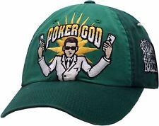 House Rules Poker God Hat Buckle Back 12092