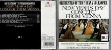 ORCHESTRA OF THE VIENNA VOLKSOPER - NEW YEAR'S DAY CONCERT FROM VIENNA (CD)