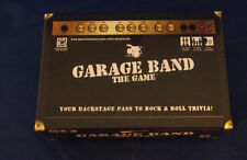 GARAGE BAND THE GAME ~ YOUR BACKSTAGE PASS TO ROCK AND ROLL TRIVIA - NEW